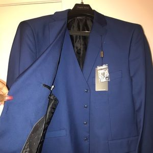 Other - Blue Angelo Rossi Suit and vest- NEVER WORN